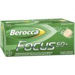 Berocca Focus 50+ Tab Effervescent