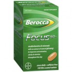 Berocca Focus 50+ Tab Film Coat
