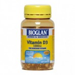 Bioglan Bioactive Vit D Caps