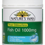 N/W Fish Oil Caps 1000mg 440 522605