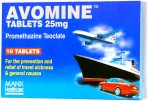 Avomine Tablets