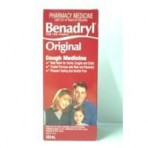Benadryl Cough Orignal
