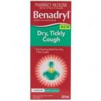 Benadryl Dry Tickly Cough