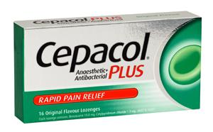 Cepacol Anesthetic Plus Original