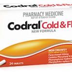 Codral Cold & Flu Tabs