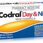 Codral Day/Night Tabs PE