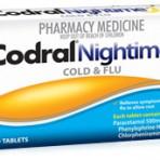Codral PE Nightime C&F Tab