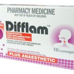 Difflam Berry Plus Anaes S/F Loz