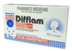 Difflam Men/Eucal Plus Anaest S/F Loz