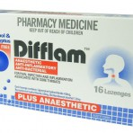 Difflam Men/Eucal Plus Anaest S/F Loz