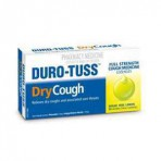 Duro-Tuss Dry Cough Loz Lemon S/F