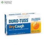 Duro-Tuss Dry Cough Loz Orange S/F