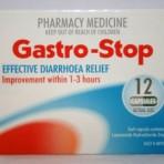 Gastro-Stop (loperamide) Capsules