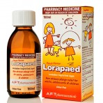 LoraPaed C/Free Peach Flavour