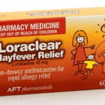 Loraclear Hayfever Relief Tab