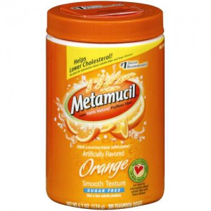 Metamucil Smooth Powder Orange