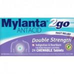 Mylanta 2go Original Tab