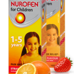 Nurofen Suspension Orange 1-5yrs