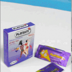 PlaySafe Deluxe Condom Fit-Tex