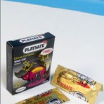 PlaySafe Deluxe Condom Wild Cat