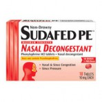 Sudafed PE Tablet