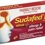 Sudafed Sinus Pain & Allergy