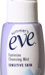 Summers Eve Fem Cleans Mist S/Skin