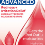 Visine Advanced Relief