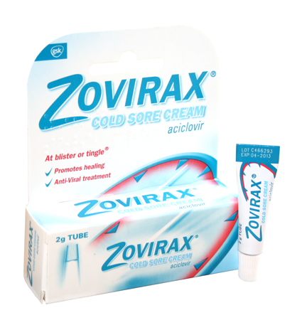 Zovirax For Cold Sores
