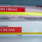 Scabies Cream